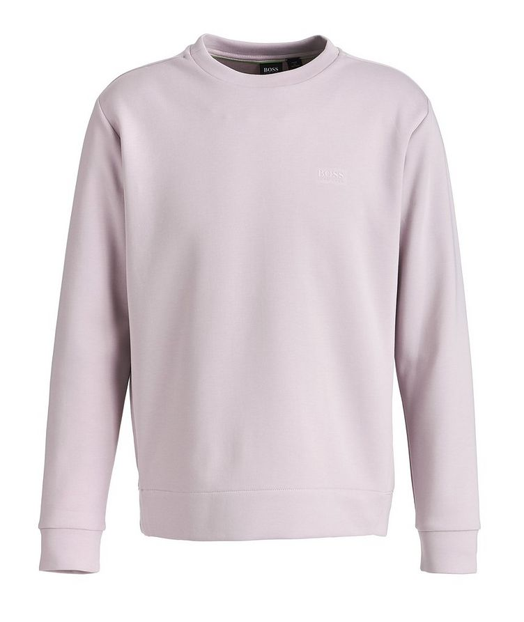 Salbo X Cotton-Blend Sweatshirt image 0