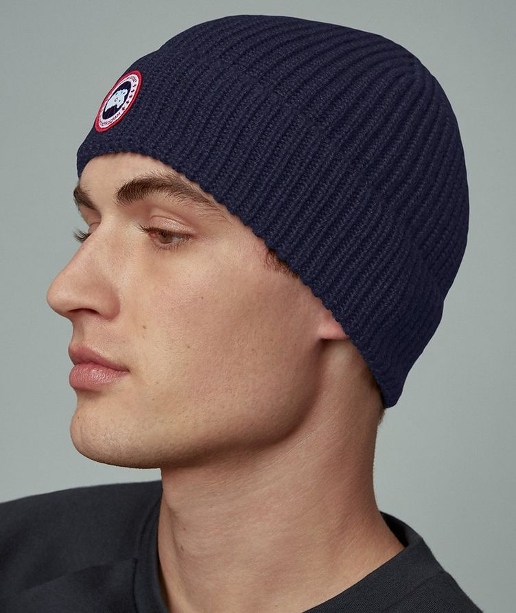 Thermal Wool Toque image 2