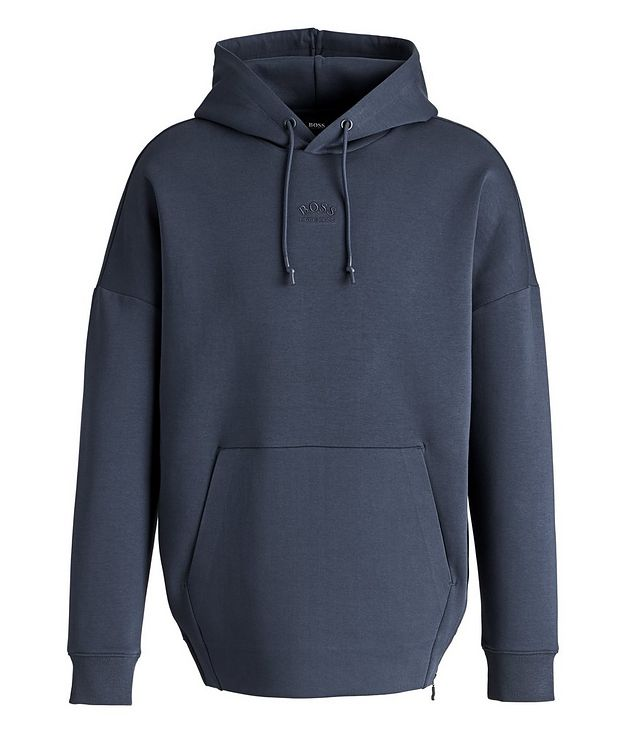 Sly Cotton-Blend Hoodie picture 1