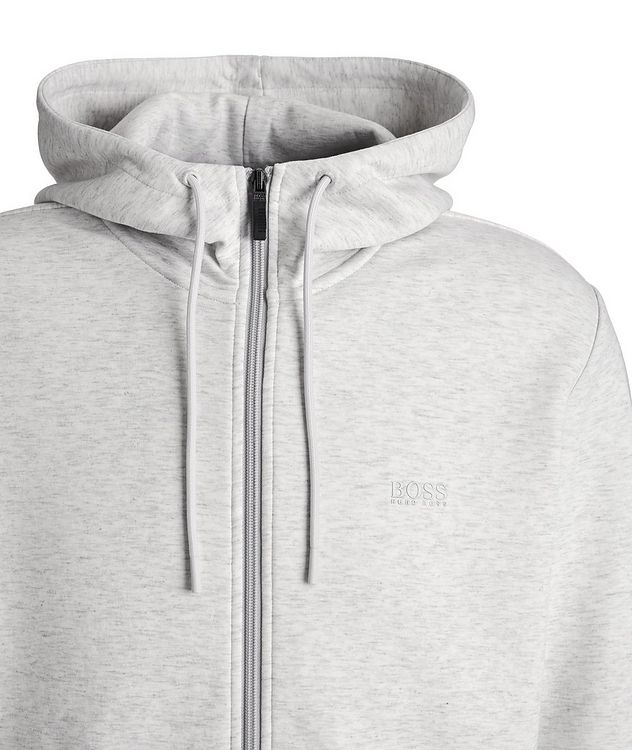 Saggy-X Cotton-Blend Hoodie picture 3