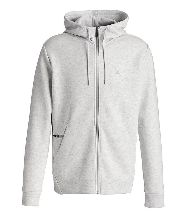 Saggy-X Cotton-Blend Hoodie picture 1