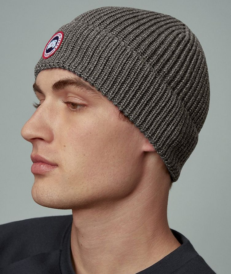 Thermal Wool Toque image 2