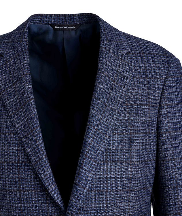 Cosmo Crosshatched Sports Jacket picture 3