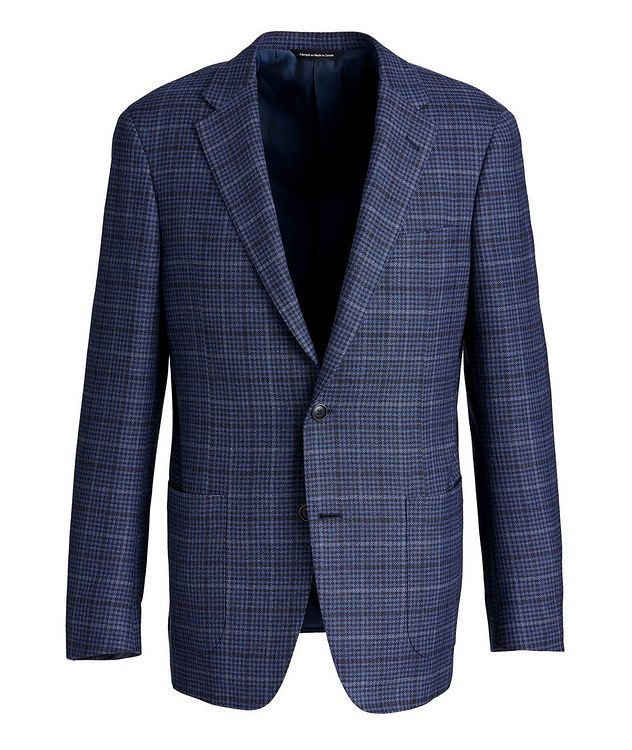 Cosmo Crosshatched Sports Jacket picture 1