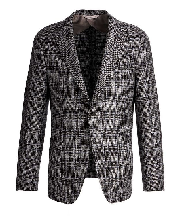 Supersoft Wool-Cashmere Sports Jacket picture 1