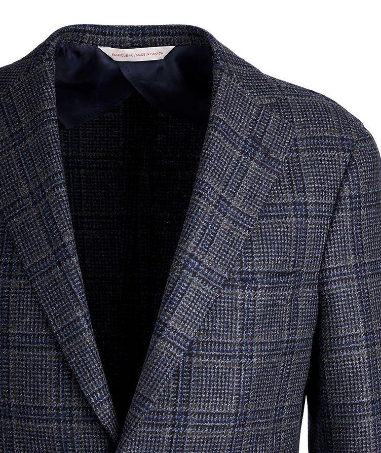 Veston en laine et cachemire, collection Supersoft image 1
