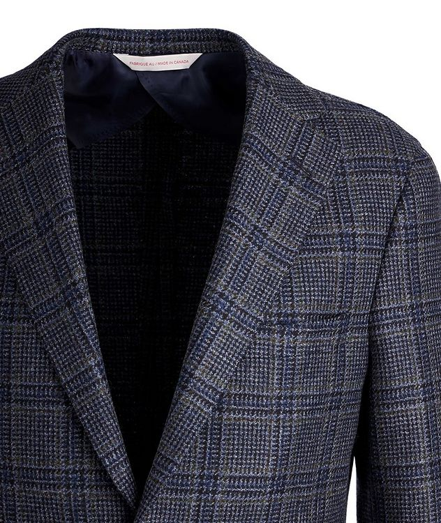 Veston en laine et cachemire, collection Supersoft picture 2