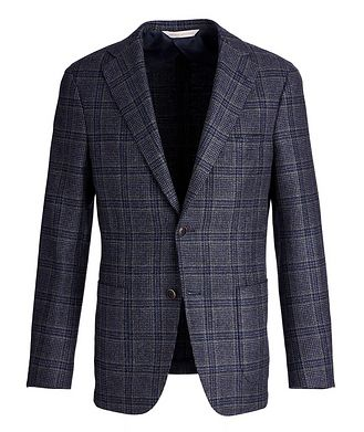 Samuelsohn Supersoft Wool-Cashmere Sports Jacket