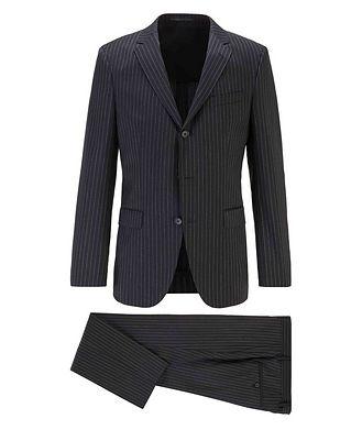 BOSS Norder/Ben2 Pinstriped Wool Suit
