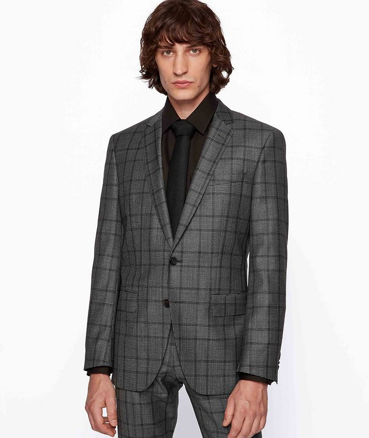 Huge6/Genius5 Windowpane Suit image 1