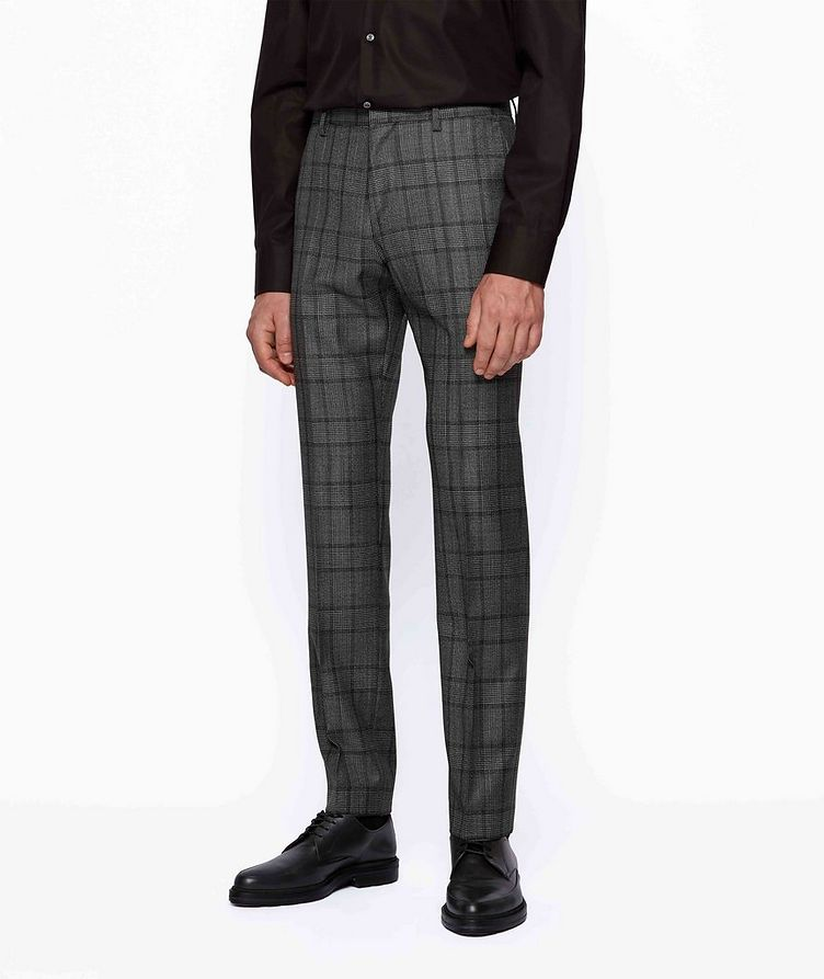 Huge6/Genius5 Windowpane Suit image 3