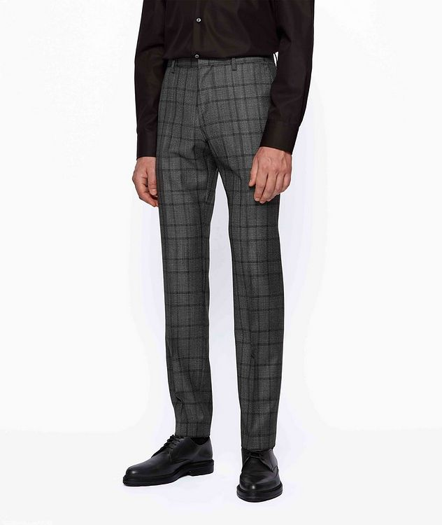 Huge6/Genius5 Windowpane Suit picture 4
