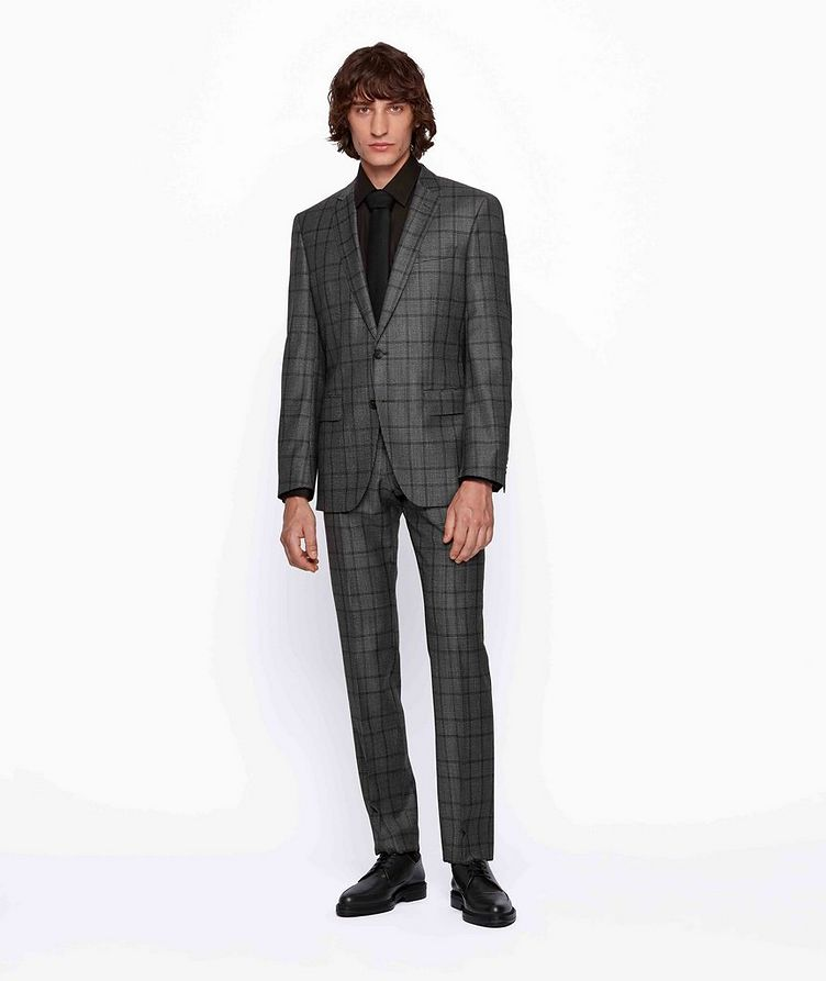 Huge6/Genius5 Windowpane Suit image 5
