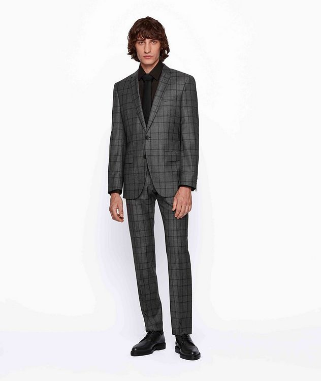 Huge6/Genius5 Windowpane Suit picture 6