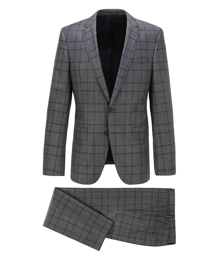 Huge6/Genius5 Windowpane Suit image 0
