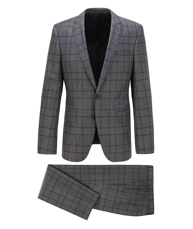 Huge6/Genius5 Windowpane Suit picture 1