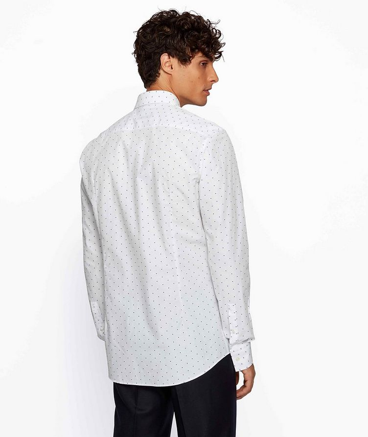 Dotted Dress Shirt image 2