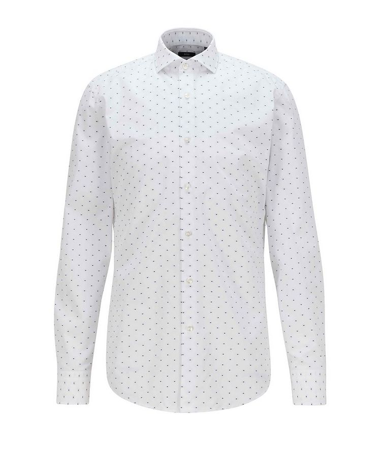 Dotted Dress Shirt image 0