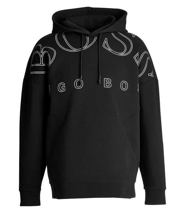 Sly Stretch-Cotton Hoodie picture 1