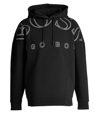 BOSS Sly Stretch-Cotton Hoodie