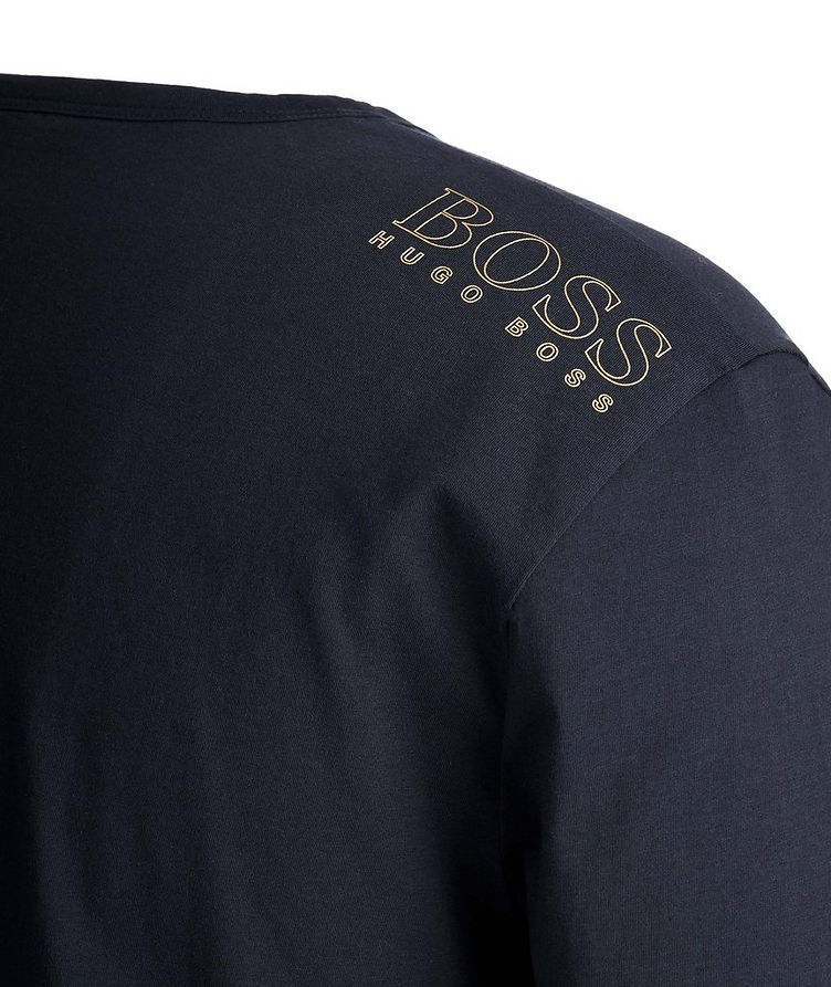 Togn Long-Sleeve Cotton T-Shirt image 1