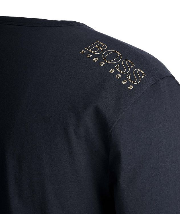 Togn Long-Sleeve Cotton T-Shirt picture 2