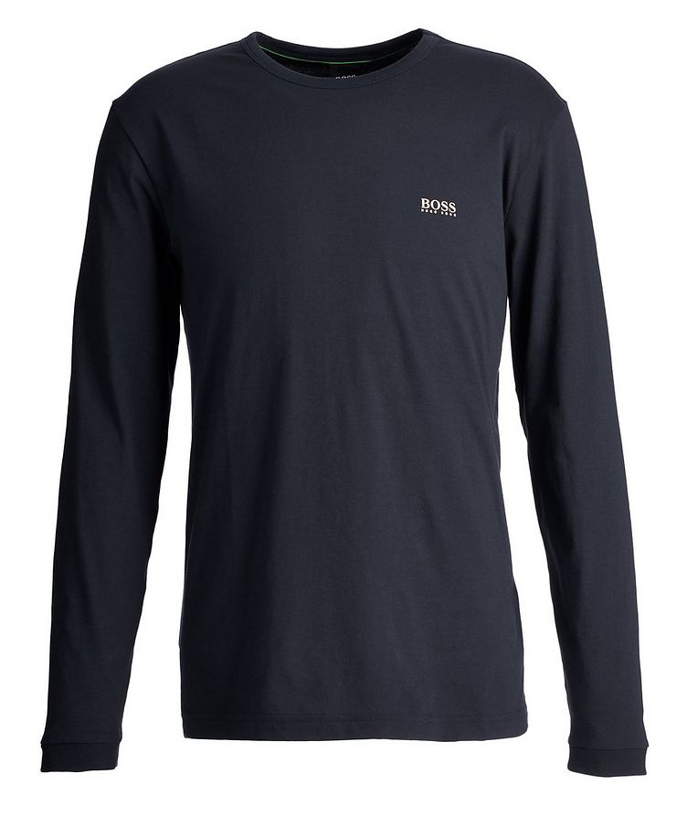 Togn Long-Sleeve Cotton T-Shirt image 0