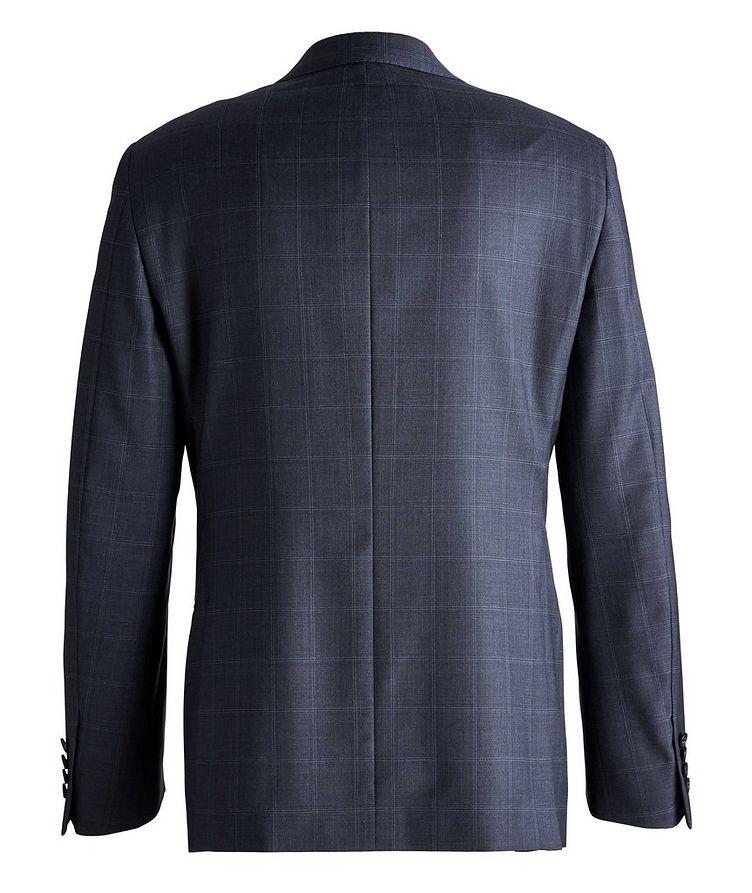 Cosmo Windowpane Check Wool Suit  image 1