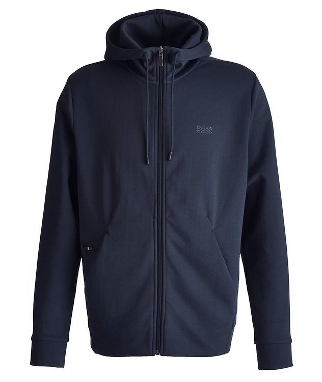 Doyano Organic Stretch-Cotton Hoodie picture 1