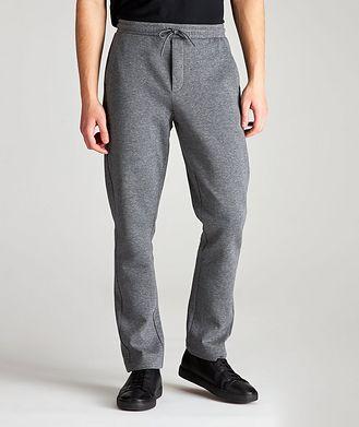 BOSS Pantalon sport Hadim X en mélange de coton