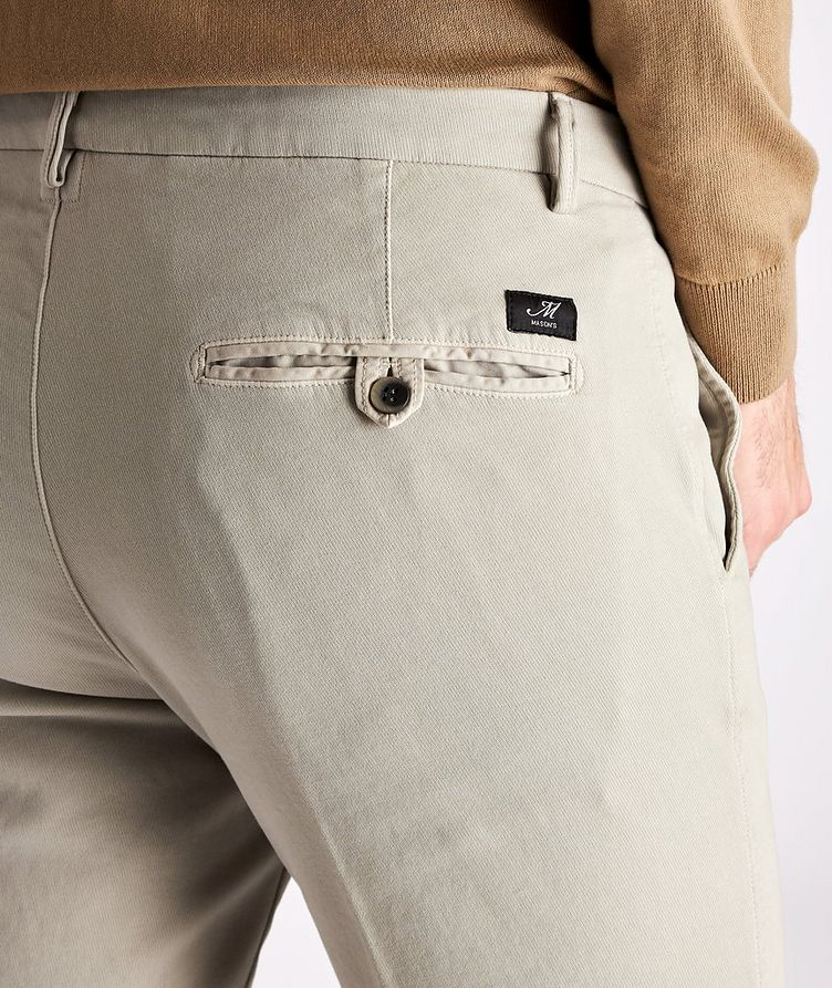 Slim-Fit Stretch-Cotton Chinos image 2