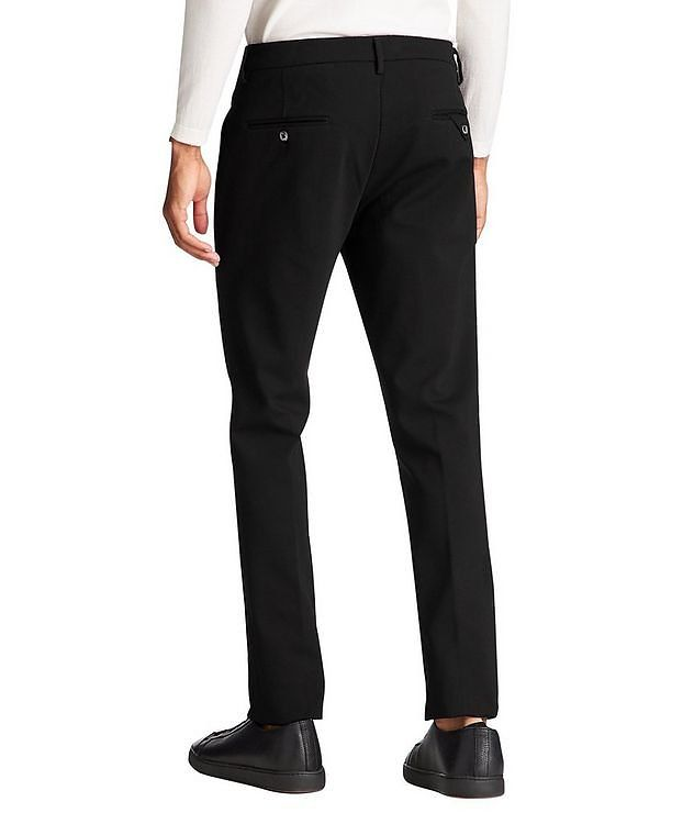 Slim Fit Stretch Trousers picture 3
