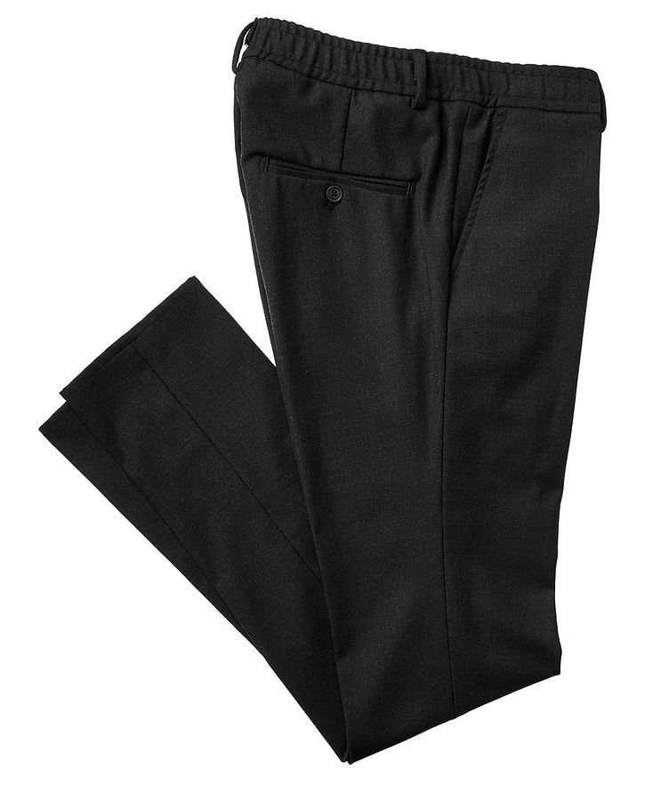 Extra Slim Stretch Trousers image 0