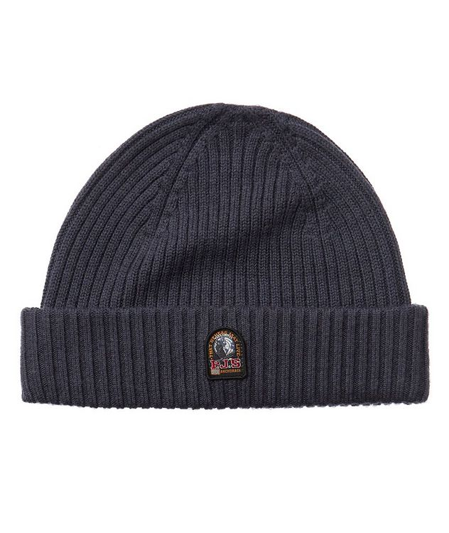 Ribbed Wool Toque picture 1