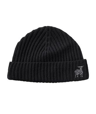 Raffi Ribbed Knit Wool-Cashmere Toque