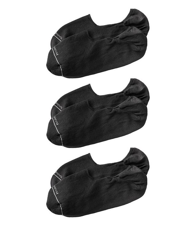 3-Pack Invisible Touch Original Socks picture 1
