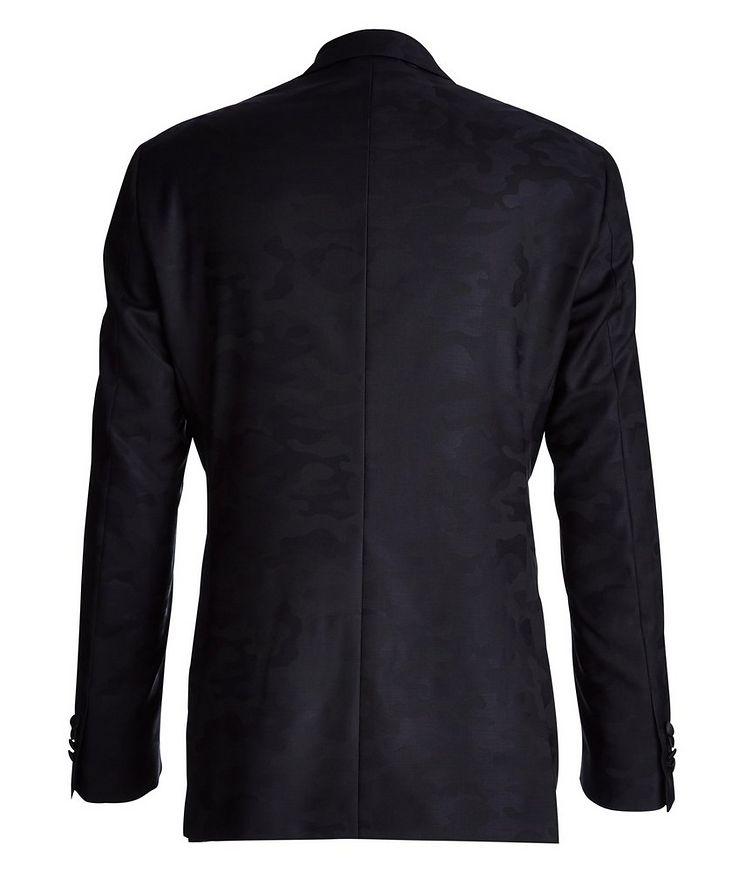 Camouflage Wool Tuxedo image 1