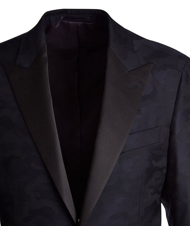 Camouflage Wool Tuxedo picture 3
