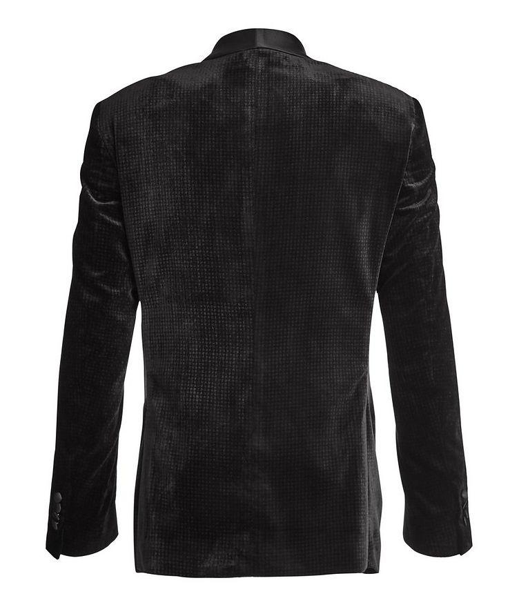 Velvet Tuxedo Jacket image 1