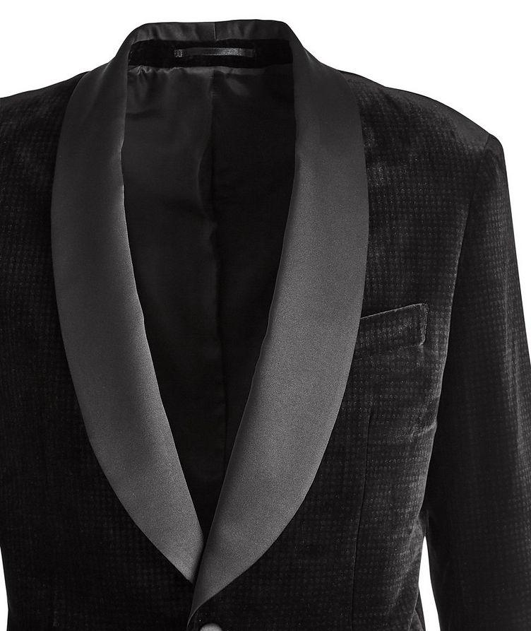 Velvet Tuxedo Jacket image 2