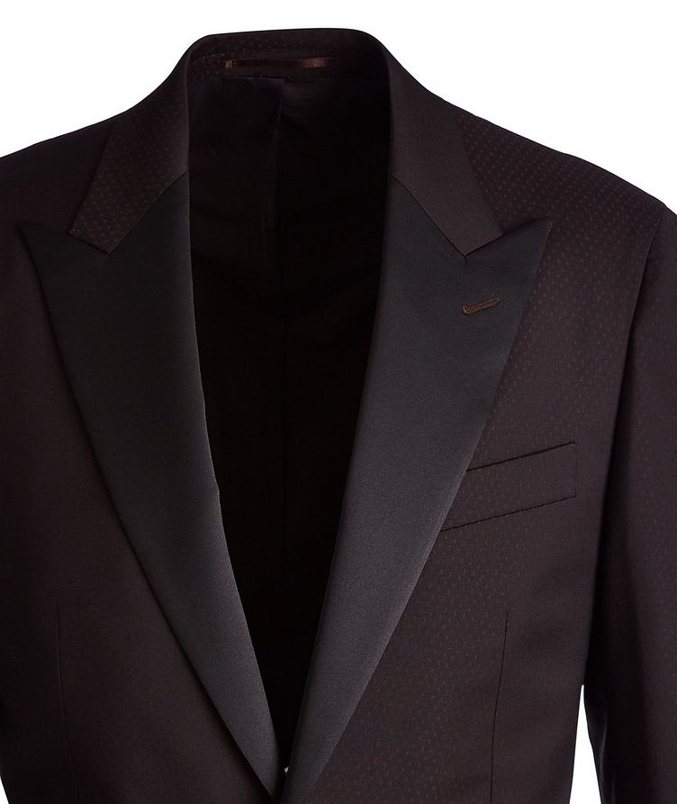 Dotted Wool Tuxedo image 2