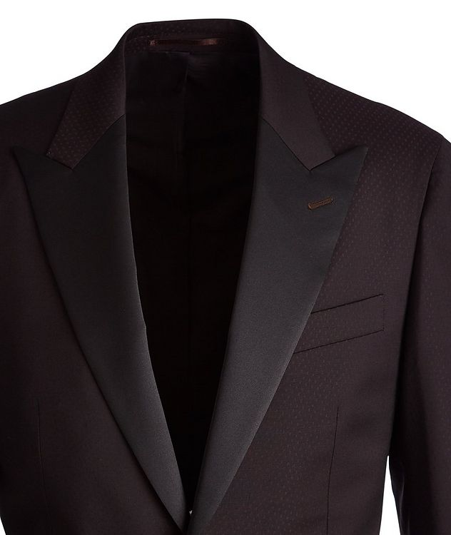 Dotted Wool Tuxedo picture 3