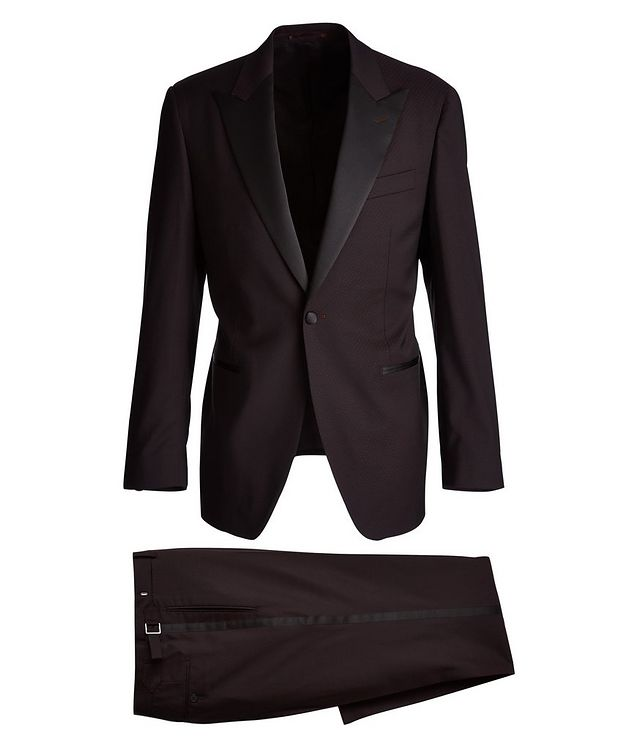 Dotted Wool Tuxedo picture 1