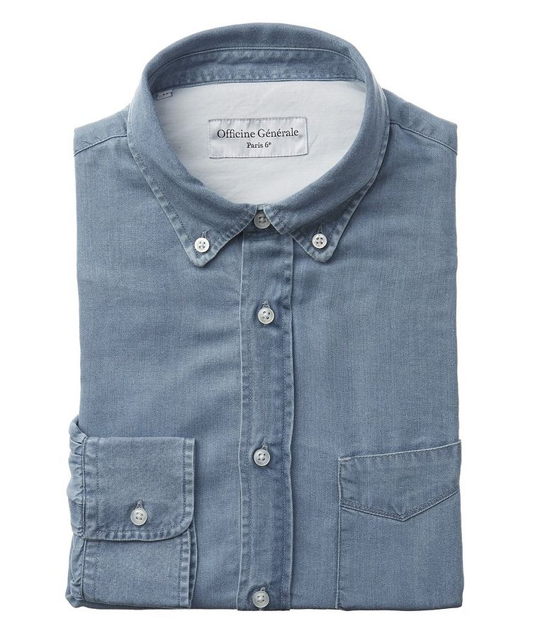 Denim Shirt image 0