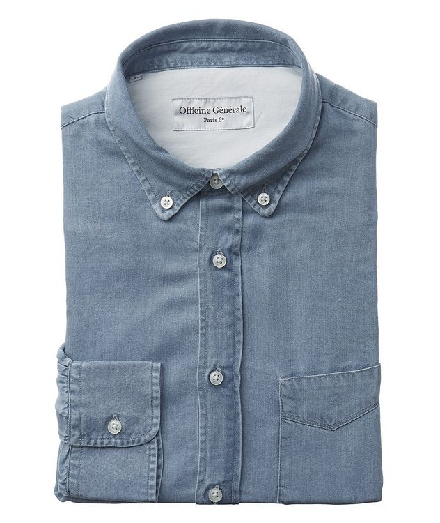 Denim Shirt picture 1