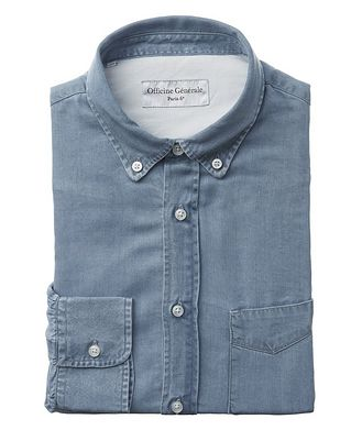 Officine Generale Chemise en denim