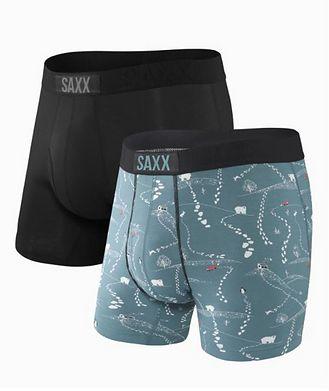 SAXX 2-Pack Ultra Boxer Briefs