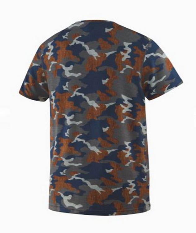 T-shirt Sleepwalker en modal extensible à motif camouflage picture 2