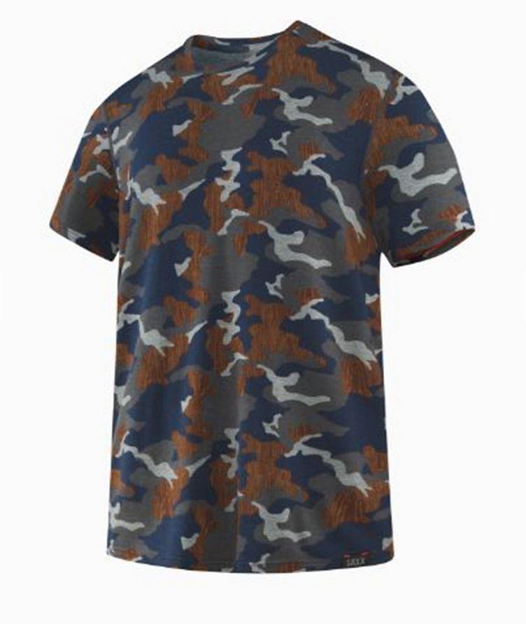 T-shirt Sleepwalker en modal extensible à motif camouflage image 0