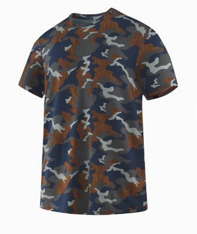 T-shirt Sleepwalker en modal extensible à motif camouflage picture 1